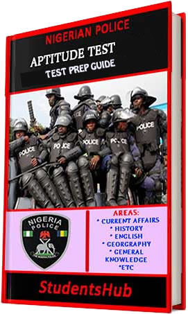 nigerian police force exam past questions answers