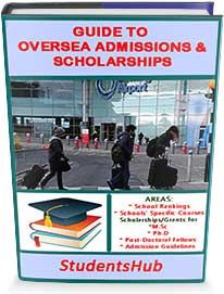 Guide to Oversea Admissions And Scholarships
