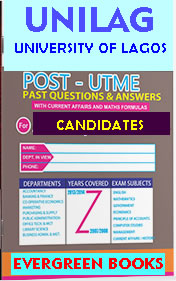 UNILAG POST UTME Past Questions and Answers For Arts