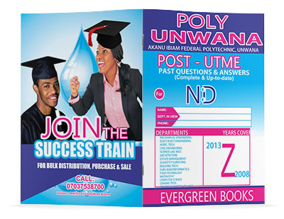 akanu ibiam post-utme past questions and answers